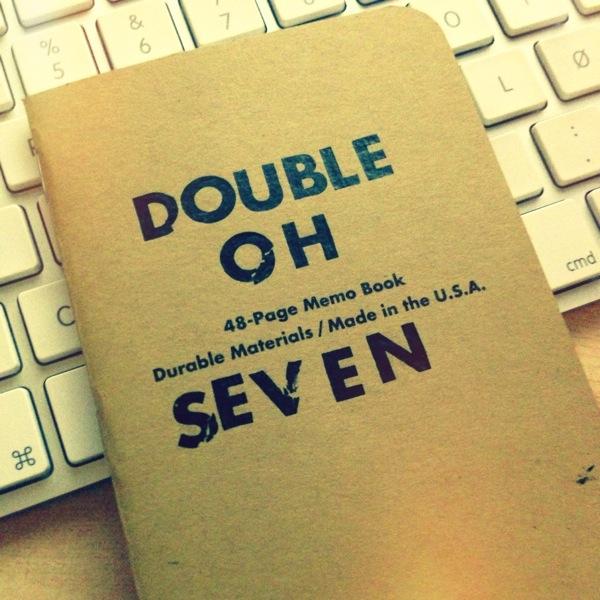 doubleohseven