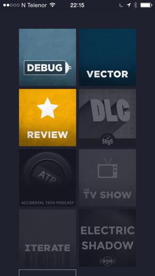 NETW_Podcastliste